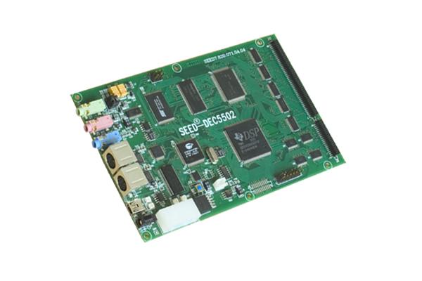 高性能tms320vc5502的嵌入式dsp开发板 - 杭州航虹-物